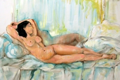 Maria Teresa Eleuteri, Nudo riflesso 2, 2012