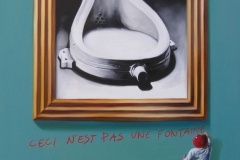 Michele Nave, Ceci-n'est pas une fontaine
